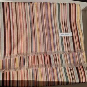 Paul Smith 'Signature Stripe' scarf